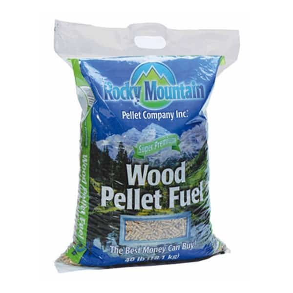 Universal Forest 201211 40 lbs. Super Premium Wood Pellet - Pack Of 50