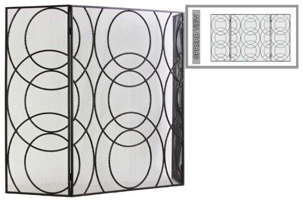 Urban Trends Collection: Metal Metallic Finish Gray 1