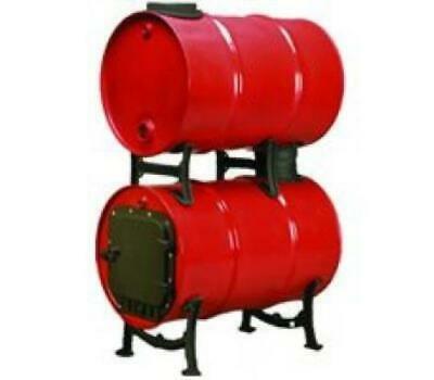 Us Stove BKAD500 Adaptor Barrel Kit Double