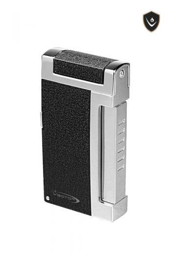 Vector COMMANDO Lighter - Black Crack Matte