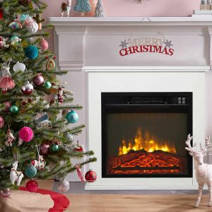 Veryke Electric Fireplace