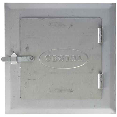 """Vestal ST-88 Steel Clean Out Door, 8"""" x 8"""" 1"""