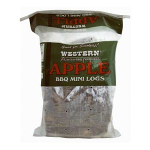 WESTERN 78206 .75CUFT Apple Mini Logs
