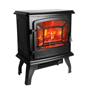ZOKOP Small Electric Fireplace