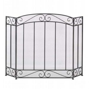 Zingz & Thingz 57071347 Montecito Fireplace Screen