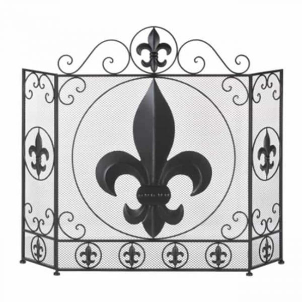 Zingz & Thingz 57071349 French Flair Fireplace Screen