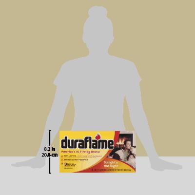 duraflame® 5lb 3-hr Firelog – 6 pk 4