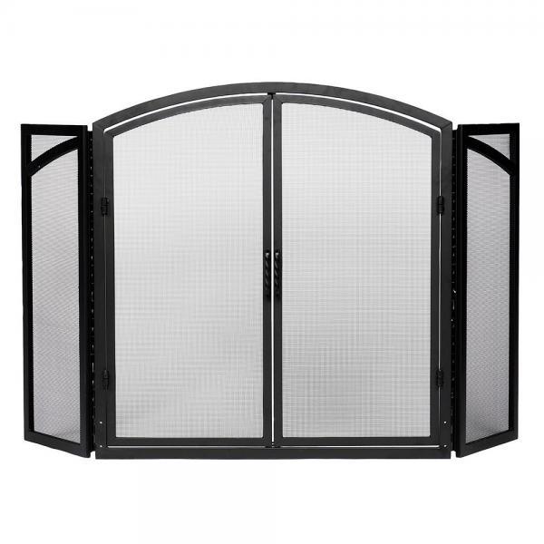 minuteman international x800270 black door screen